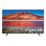 "Samsung Series 7 UE70TU7100K 177.8 cm (70"") 4K Ultra HD Smart TV Wi-Fi Titanium"