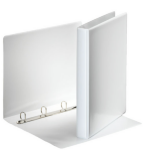 Esselte Panorama Ring Binders A4, 20mm ring binder White