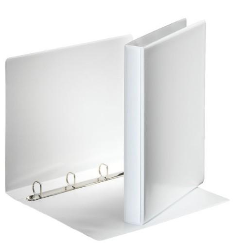 Esselte Panorama Ring Binders A4, 20mm ring binder White