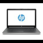 """HP 15-da0038na 1.60GHz i5-8250U 15.6"""" 1920 x 1080pixels Silver Notebook"""
