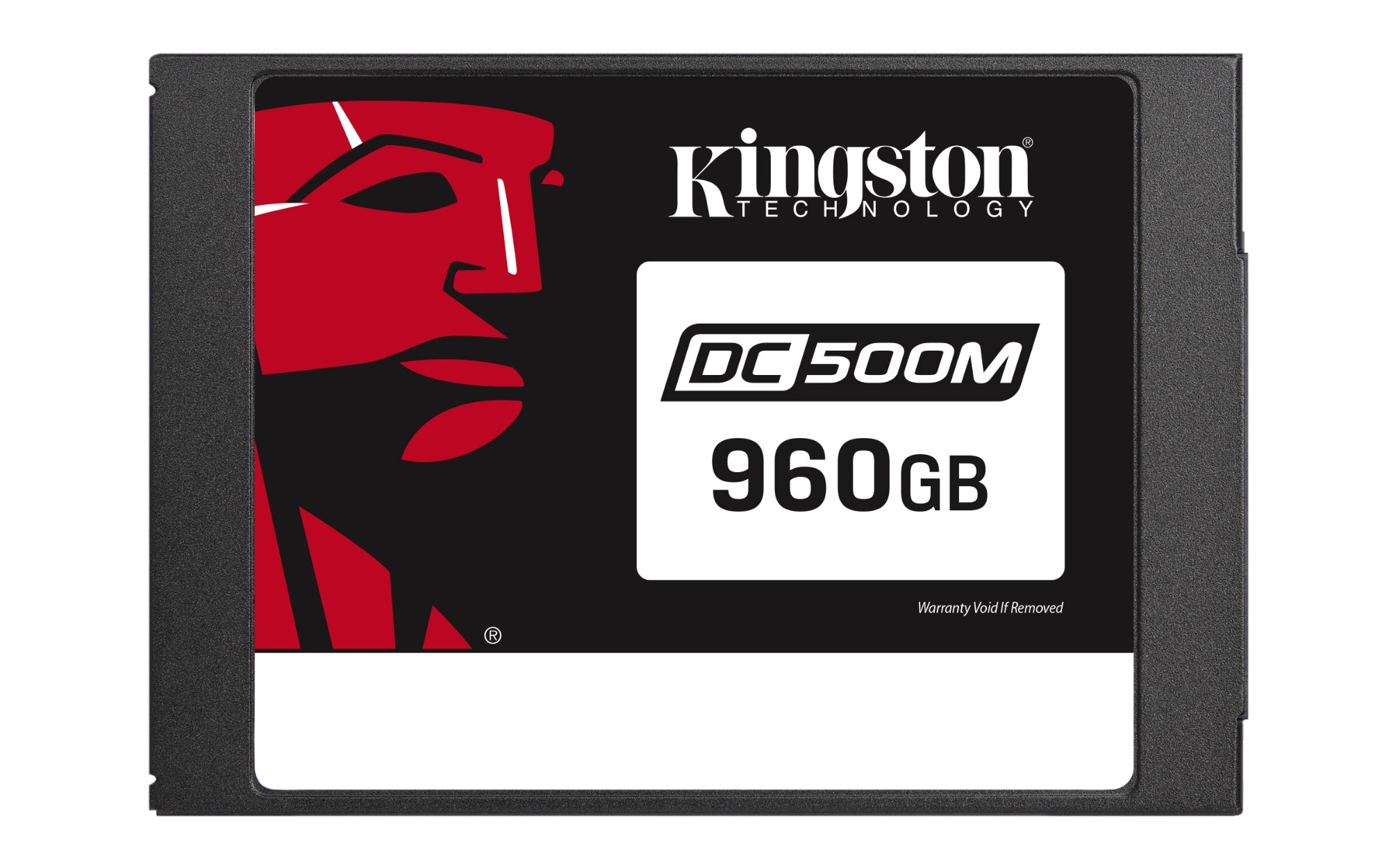 "Kingston Technology DC500 internal solid state drive 2.5"" 960 GB Serial ATA III 3D TLC"