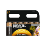 Duracell Plus Power C Single-use battery Alkaline
