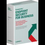 Kaspersky Lab Endpoint Security f/Business - Select, 50-99u, 1Y, GOV Government (GOV) license 50 - 99user(s) 1year(s)
