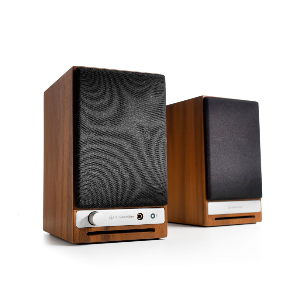 Audioengine HD3 15W Walnut loudspeaker