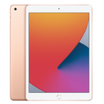 "Apple iPad 128 GB 25.9 cm (10.2"") Wi-Fi 5 (802.11ac) iPadOS Gold"