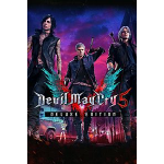 Microsoft Devil May Cry 5 Deluxe video game Xbox One
