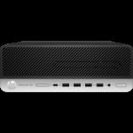 HP 600 ProDesk G5 SFF, i7-9700, 8GB, 1TB, W10P64, 3-3-3 (Replaces 4VM62PA)