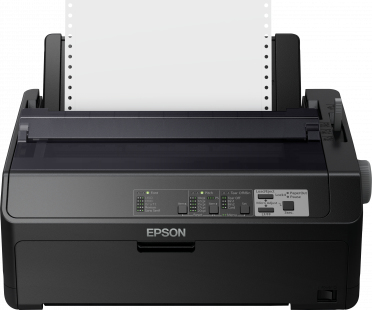 Epson FX-890II dot matrix printer 240 x 144 DPI 612 cps
