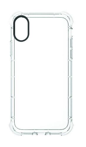 "ZAGG 202001037 mobile phone case 14.7 cm (5.8"") Cover Transparent"
