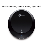 TP-LINK HA100 Bluetooth music receiver 20 m Black
