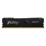 Kingston Technology FURY Beast memory module 8 GB 1 x 8 GB DDR4 3733 MHz