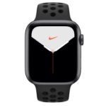 Apple Watch Nike Series 5 smartwatch OLED Gray GPS (satellite)