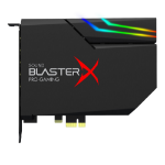 Creative Labs Sound BlasterX AE-5 Internal 5.1 channels PCI-E