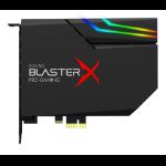 Creative Labs Sound BlasterX AE-5 Internal 5.1channels PCI-E