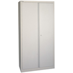 Jemini 2 Door 1950mm Storage Cupboard Grey KF08503