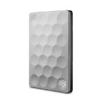 Seagate Backup Plus Ultra Slim 1TB 1000GB Platinum external hard drive