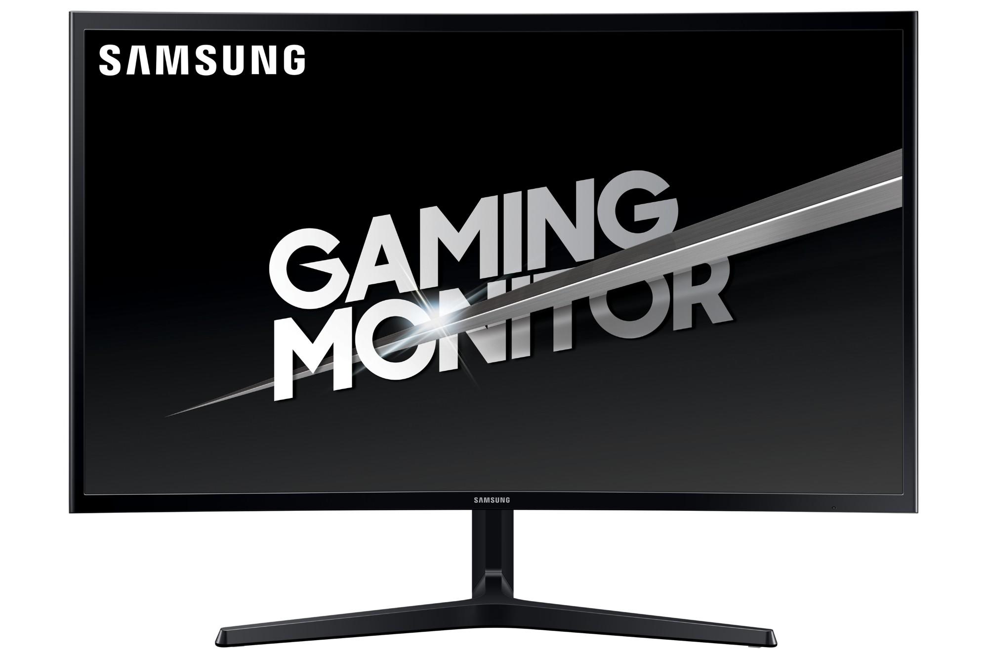 "Samsung CJG5F 80 cm (31.5"") 1920 x 1080 pixels Full HD LED Black LC32JG50FQUXEN"