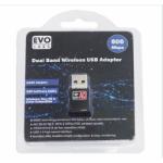 Evo Labs NPEVO-AC600USB network card WLAN 600 Mbit/s
