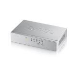 ZyXEL GS-105B v3 Unmanaged L2+ Gigabit Ethernet (10/100/1000) Silver