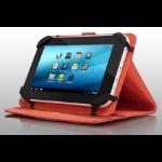 """Aluratek AUTC07FR tablet case 7"""" Folio Red"""