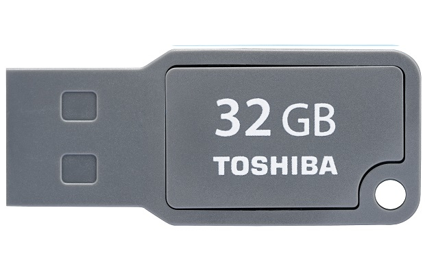 Toshiba TRANSMEMORY U201 32 GB 32GB USB 2.0 Grey USB flash drive