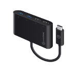 ALOGIC USB-C SuperSpeed Combo Hub with 2 Port USB-C & 2 Port USB-A