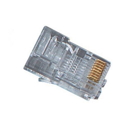 Black Box FM110 wire connector RJ-45 Transparent