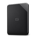 WESTERN DIGITAL Elements USB 3.0 1TB Portable - Black - 2 Year warranty