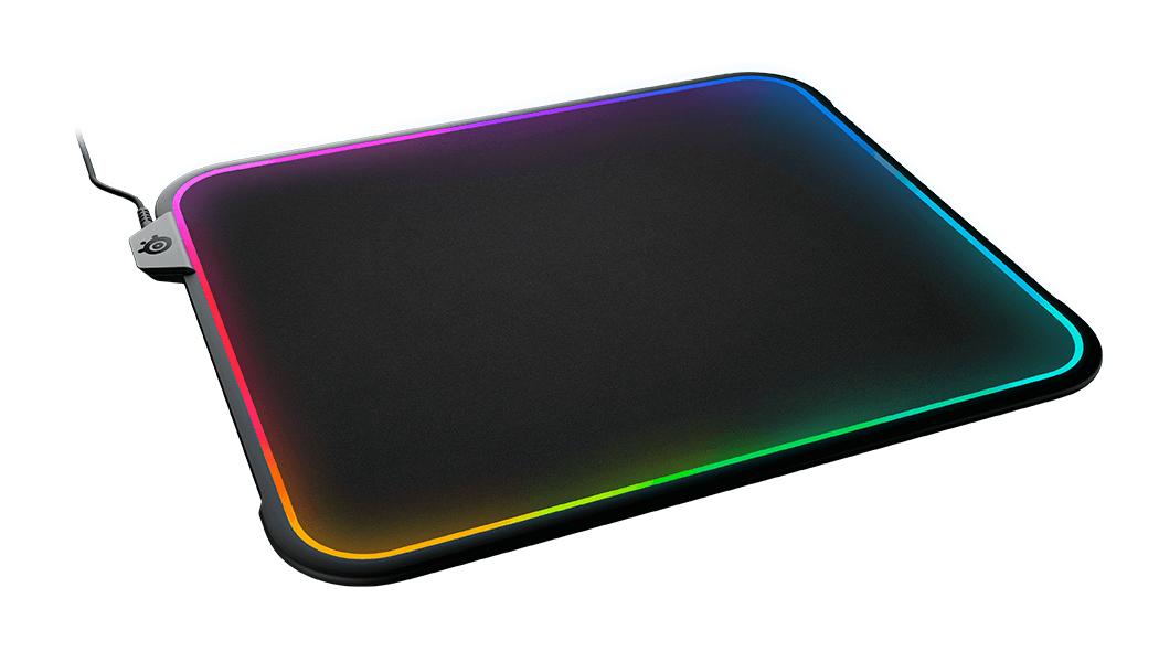 Steelseries QCK PRISM Black Gaming mouse pad