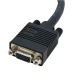StarTech.com 25 ft Coax High Resolution VGA Monitor Extension Cable - HD15 M/F MXT101HQ_25