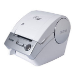 Brother QL-500A label printer Direct thermal