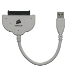 Corsair CSSD-UPGRADEKIT cable gender changer USB SATA Grey