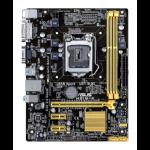 ASUS H81M-K Intel H81 LGA 1150 (Socket H3) Micro ATX motherboard