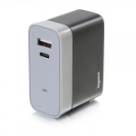 C2G 20280 mobile device charger Indoor Black,Grey