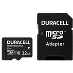 Duracell DRMK32PE 32GB MicroSDHC UHS-I Class 10 memory card