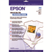 Epson Iron-on-transfer Paper, DIN A4, 124g/m², 10 Sheets