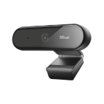 Trust Tyro webcam 1920 x 1080 pixels USB Black