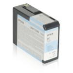 Epson C13T580500 (T5805) Ink cartridge bright cyan, 80ml