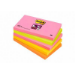 Post-It 655-S-N self-adhesive note paper Rectangle Orange, Pink, Yellow 90 sheets