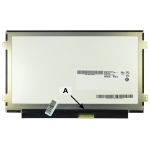 2-Power 10.1 WSVGA 1024x600 LED Glossy Screen - replaces B101AW06V.0