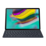 Samsung EJ-FT720 mobile device keyboard QWERTY English Black Pogo Pin