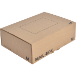 Fellowes 7374501 package Packaging box Brown 1 pc(s)