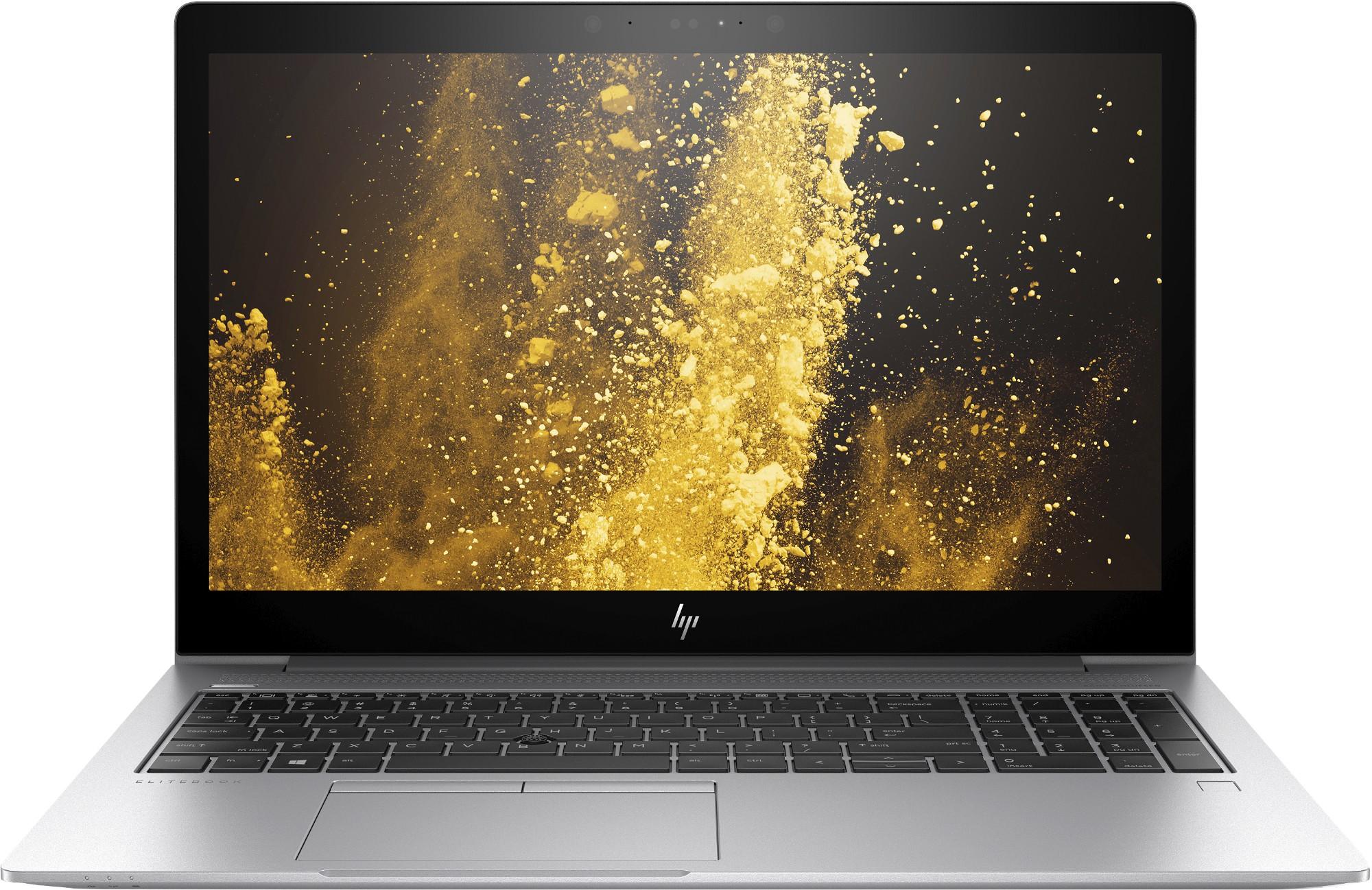 "HP EliteBook 850 G5 Silver Notebook 39.6 cm (15.6"") 1920 x 1080 pixels 8th gen Intel® Core™ i7 16 GB DDR4-SDRAM 512 GB SSD 3G 4G Windows 10 Pro"