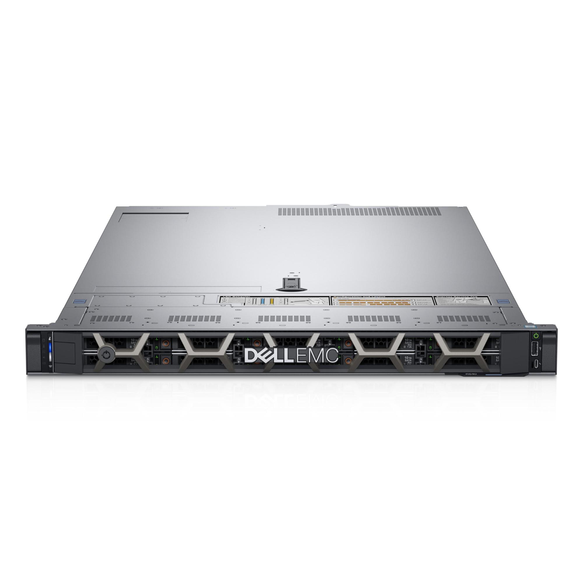 DELL PowerEdge R640 server 2 1 GHz Intel® Xeon® 4110 Rack (1U) 750 W
