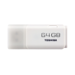Toshiba THN-U202W0640E4 64GB USB 2.0 USB Type-A connector White USB flash drive