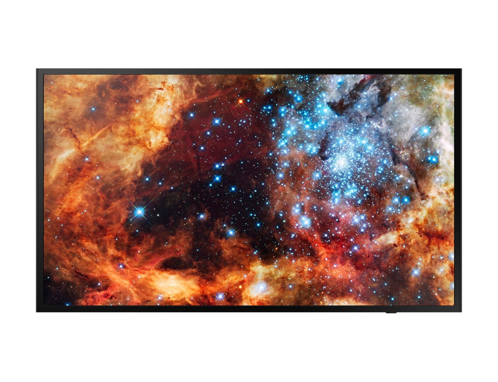 """Samsung LH49DBJPLGC pantalla de señalización 124,5 cm (49"""") LED Full HD Negro Tizen 3.0"""