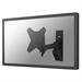 """Newstar FPMA-W822 30"""" Black flat panel wall mount"""