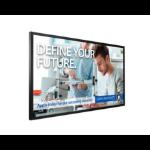 "Planar Systems QE9850-T Digital signage flat panel 98"" LED 4K Ultra HD Black"