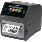 SATO CT4-LX Direct thermal / Thermal transfer POS printer 305 x 305 DPI Wired & Wireless