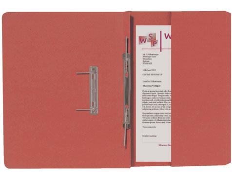 Guildhall 211/9063Z folder 216 mm x 343 mm Orange